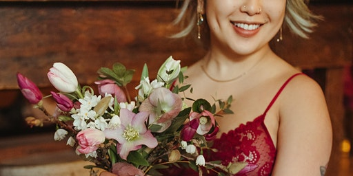 Valentine's Day Pop-Up at Lille Boutique with Portland Florist Coy & Co.