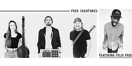 Free Creatures, Felix Free CD Release Party  at The Keepspace  PDX  2.21.20 tickets