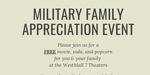 WestMall 7 Military Appreciation Movie