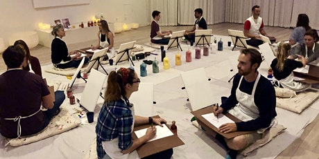 Paint Night - Mindful Expressions of Self Love Through Painting tickets