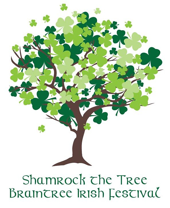 Shamrock The Tree - Braintree's First Annual Irish Festival image