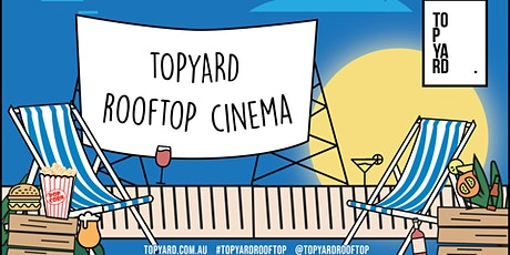 Copy of Sunset Rooftop Cinema | Notebook tickets