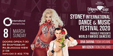 Sydney International Dance & Music Festival Gala Night tickets