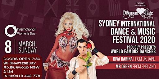 Sydney International Dance & Music Festival Gala Night