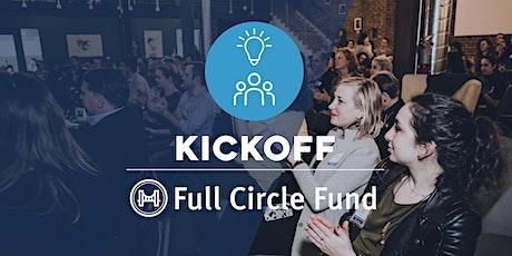 Full Circle Fund Community Kickoff tickets