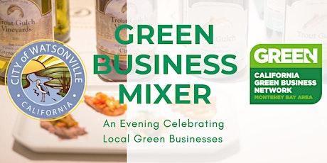 Cancelled: 2020 Watsonville Green Business Mixer tickets