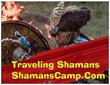 Traveling Shamans Camp Special Events logo