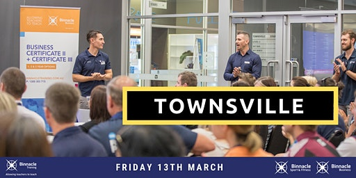 Townsville Workshop 2020