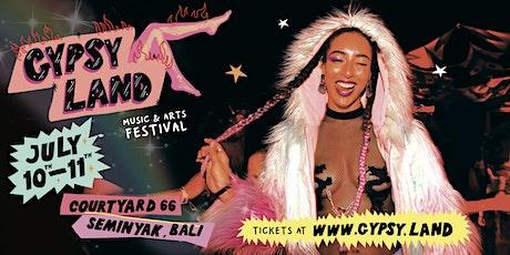 Gypsy Land Festival Bali tickets