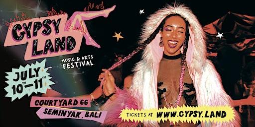Gypsy Land Festival Bali