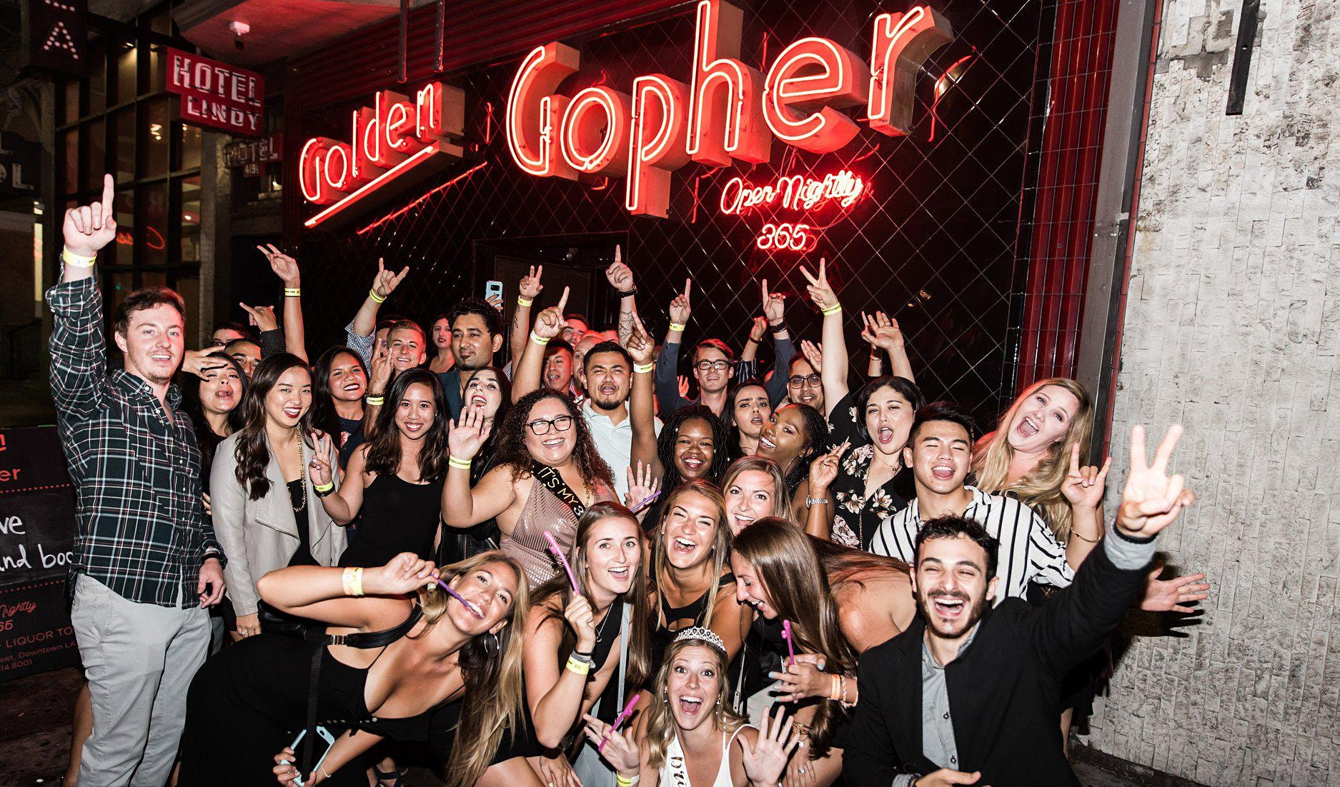 Downtown LA - Guided Bar and Nightclub Crawl