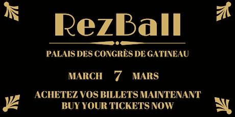RezBall 2020 tickets