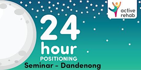 24h Positioning - Dandenong tickets