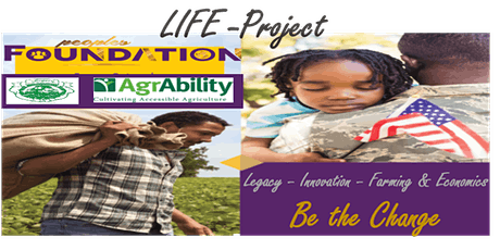 LIFE Project Outreach / Educational – 3rd Thursday   tickets