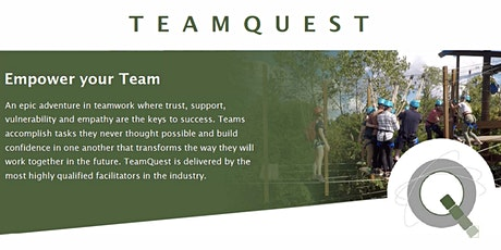 Team Quest with Signature Teambuilding: Program Open House tickets