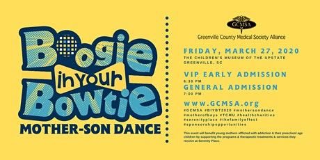 2nd Annual Boogie In Your Bow Tie Mother-Son Dance tickets