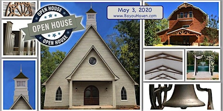 Open House - The Chapel at Bayou Haven tickets