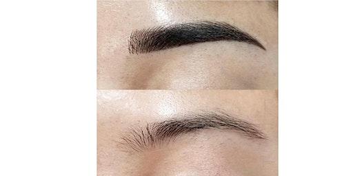 MicroShading Ombre eyebrow TRAINING- Fresno, CA