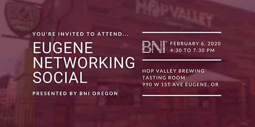 Eugene Networking Social