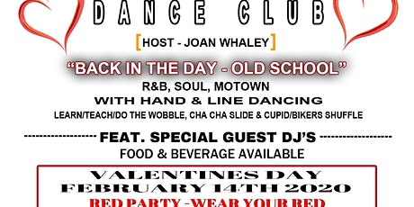 Jotown Dance Club 2nd Friday, February 2020 tickets
