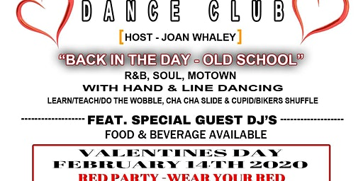 Jotown Dance Club 2nd Friday, February 2020