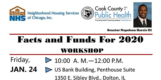 Facts and Funds For 2020  WORKSHOP