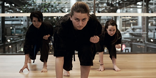 Introduction to self-defence for girls.