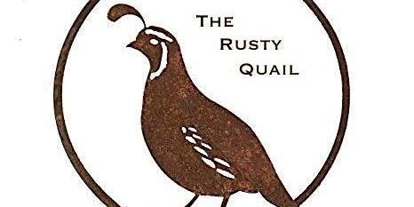 Rusty Quail Pop Up Dinner