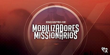 ENCONTRO DE MOBILZADORES MISSIONÁRIOS 2020- AGEMIW ingressos