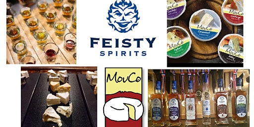 Feisty MouCo Cheese and Whiskey Pairing