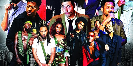 TriJam Podcast Presents: TriJam LIVE! ~ R&B, Hip Hop, & StandUp tickets