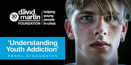 Understanding Youth Addiction tickets