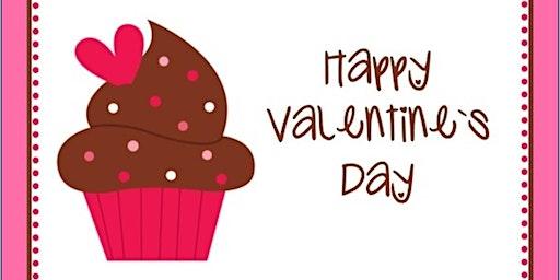 Valentine's Cupcake Workshop - Sunday