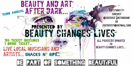 Beauty and Art After Dark tickets
