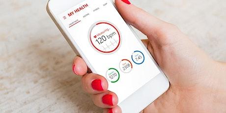 #mHealthUX|How To Design a Digital Health App MINDSHOP™ ingressos