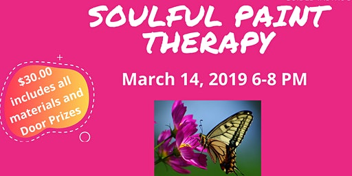 HUSH NO MORE  SOULFUL PAINT THERAPY