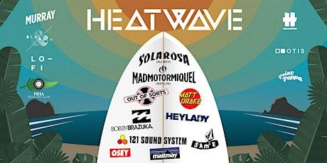 HEATWAVE tickets