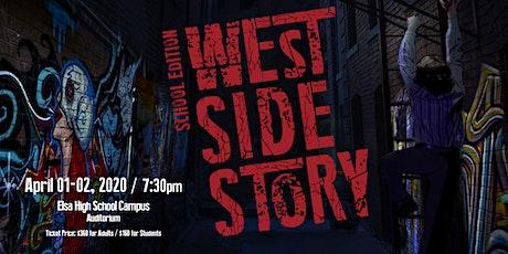 Carmel School Presents - West Side Story (School Edition) tickets