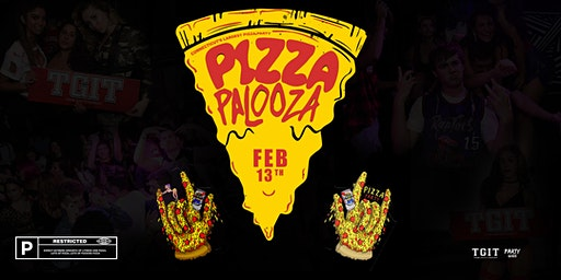 Pizza Palooza Presented By Party Gods