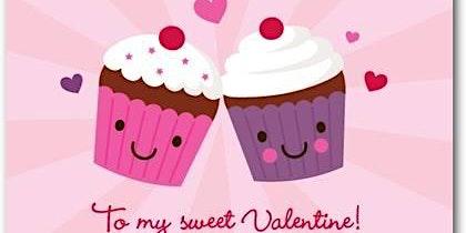 Valentine's Cupcake Workshop - Wednesday