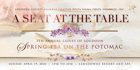 5th Annual Ladies of Loudoun Spring Tea tickets