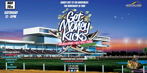 The Get Money Kicks Sneaker Show