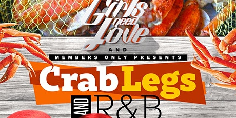Crab Legs and R&B Wednesday's tickets