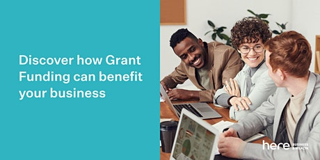 Discover how Grant Funding can benefit your business tickets