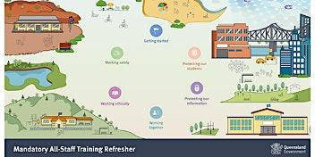 2020 Mandatory All-Staff Training Refresher for ISB