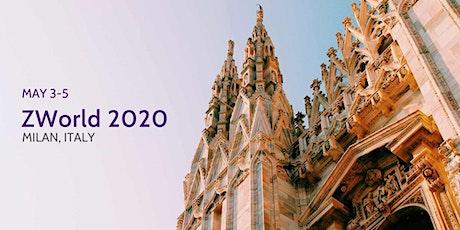 ZWorld 2020 biglietti