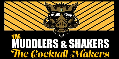 The Muddlers & Shakers, The Cocktail Makers tickets