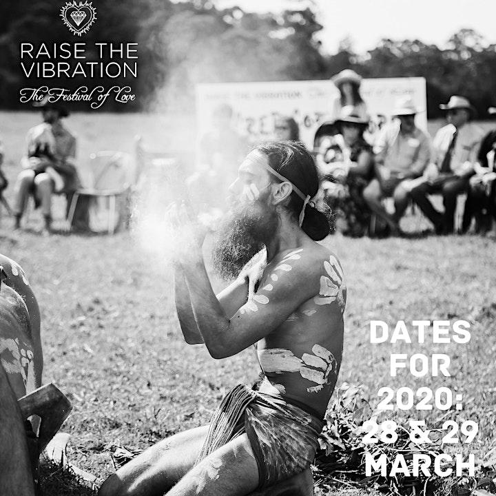 Raise the Vibration - The Festival of Love 2021 image