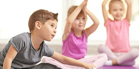 Kids Yoga on Saturday Afternoon tickets