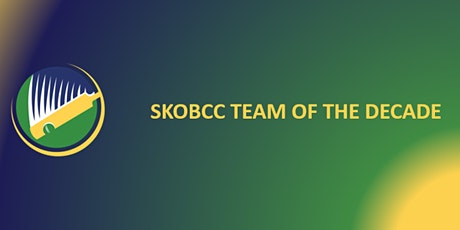 SKOB Cricket Club Team of the Decade Function tickets